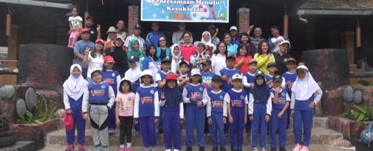 Kelas 4A SD Vidatra Adakan Family Gathering